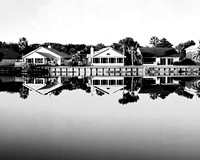 3 Reflected Houses